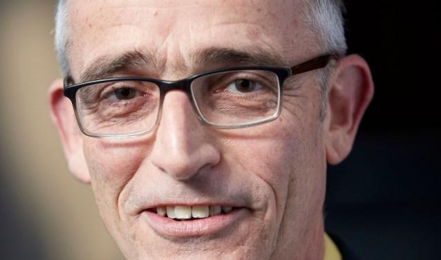 """Geert van Boxtel: """"ik heb ontzettend veel zin om aan de slag te gaan""""."""