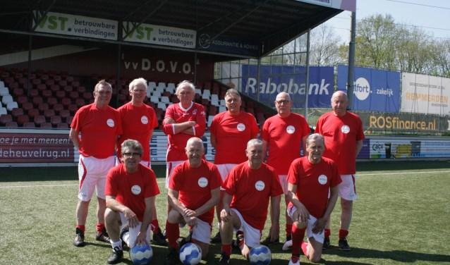 old stars team dovo naar mallorca de rijnpost
