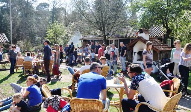 Zondag 8 april is de tweede editie van het LenteTijdFestival bij Bezoekerscentrum De Boswerf.