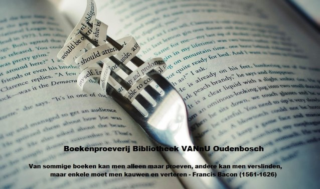 Boekenproeverij