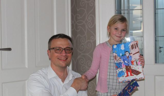 De jury heeft Rosalyn van der Sluijs uitgekozen als winnaar. (Foto: Privé)
