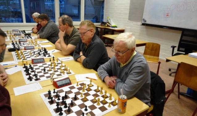 FM John van Baarle winst aan bord 1…