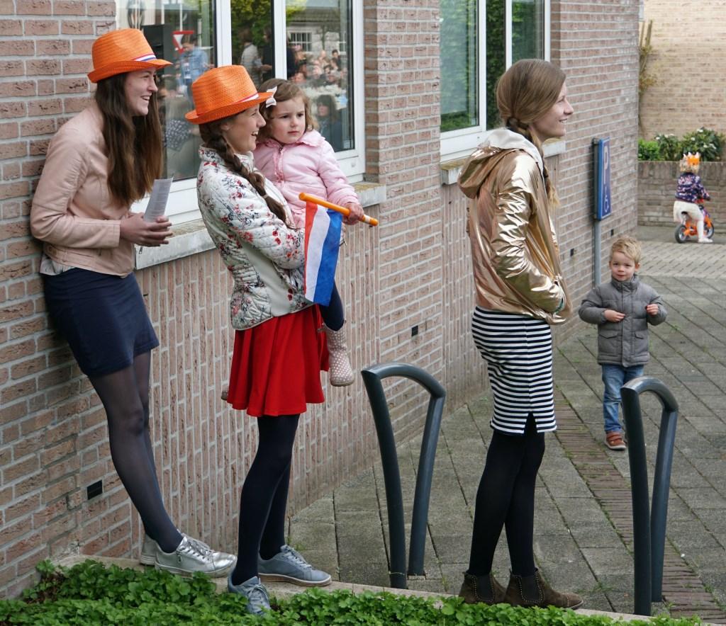 Stiekem genieten in Opheusden (foto Jan Woldberg) Foto: Jan Woldberg © Persgroep