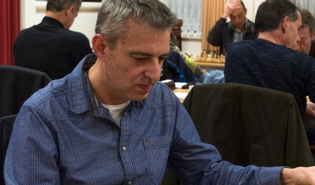 Wim Pool, de huidige nummer twee. (Foto: Privé)