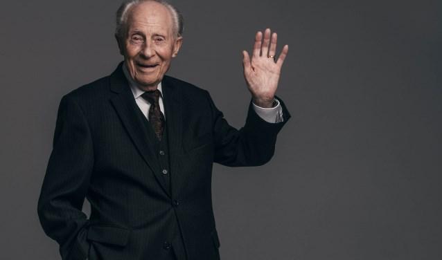 Wim Alosery omarmt anno 2018 vol positivisme het leven, de liefde voor de mens en de vrijheid.