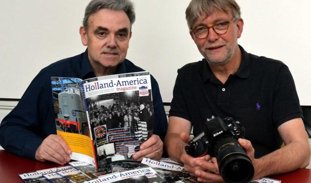 Het Marshall Plan Magazine over de hulp die de Amerikanen na de oorlog boden. (Foto: Jos van Leeuwen)