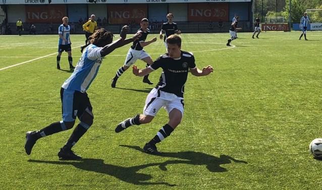 VV Maarssen was de hele wedstrijd beter dan hekkensluiter FC Driebergen
