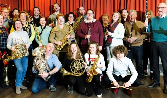 Harmonie St Cecilia zet het jubileumfeest voort met een Klezmerconcert op zaterdag 14 april.