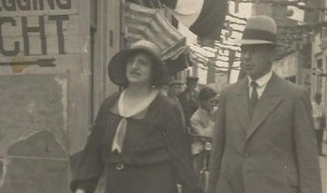 Salomon en Alida Kijzer