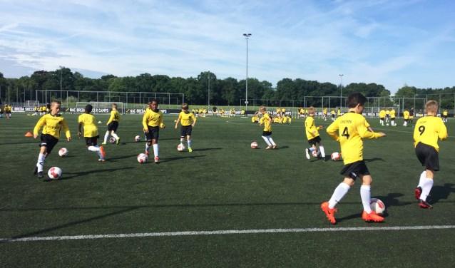 In de meivakantie is er op het veld van voetbalvereniging Beek Vooruit aan de Heikantsestraat in Prinsenbeek van dinsdag 1 tot en met donderdag 3 mei een NAC Breda Soccer Camp voor 6- tot en met 15-jarigen.