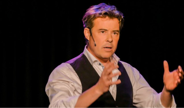 Binnenkort staat Timo Waarsenburg in theater Branoul. www.branoul.nl