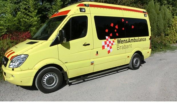 KBO Haarsteeg verzorgt een presentatie over WensAmbulance Brabant.