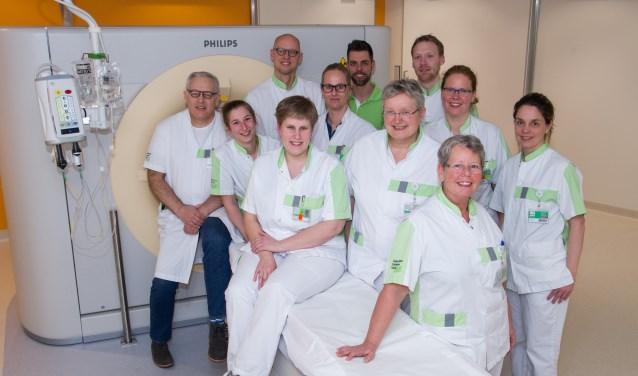 Ziekenhuis Gelderse Vallei heeft sinds kort een nieuwe CT-scanner.