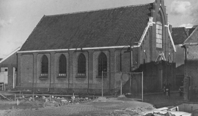 De Gereformeerde kerk in de Verlengde Hoogstraat