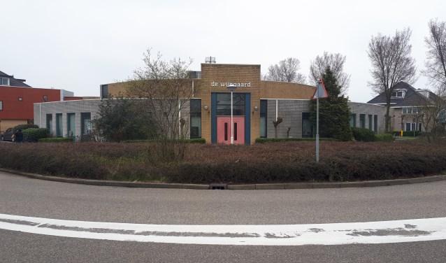 De wijkkerk De Wijngaard. Foto: Simone Ouwerkerk