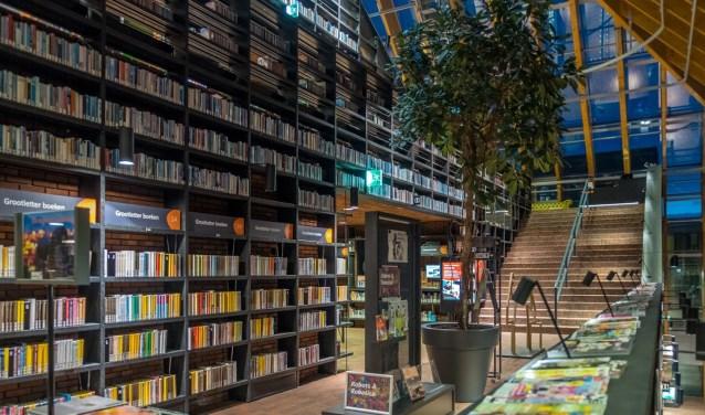 Boekenberg is meer dan een bibliotheek. Foto: Olena Tselykh