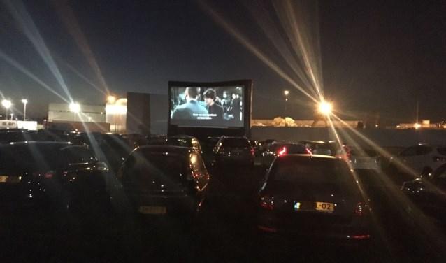 Drive in bioscoop op 14 april met film grease gouwe koerier for Drive in bioscoop