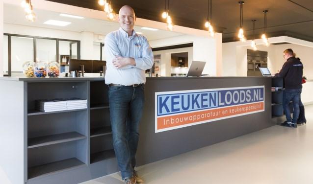 Jurgen van de Steen nodigt iedereen van harte uit voor een bezoekje aan Keukenloods.nl in Drunen.