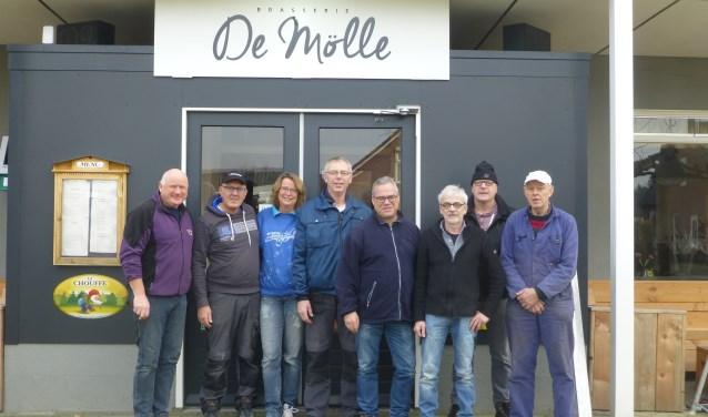 """""""De Brasserie de Mölle is van ons""""."""