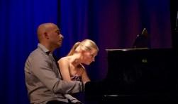 Elvire Boelee en Dimitar Dimitrov vormen sinds 2014 het pianoduo Dimitrov-Boelee: op 6 mei te beluisteren in d'Engelenburgh.