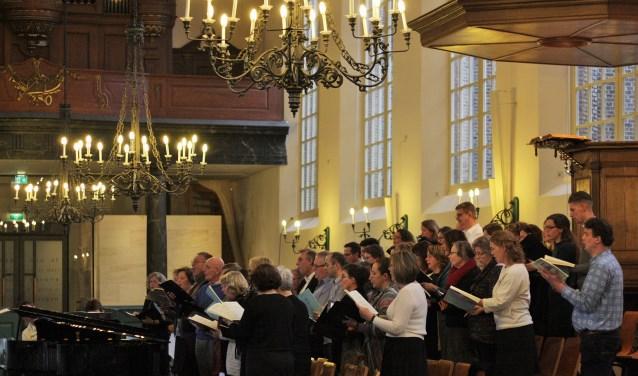 Psallite Deo zingt aanstaande zaterdag in de Dorpskerk van H.I. Ambacht.