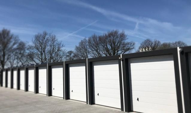 Garage Huren Enschede : Je bedrijf in een garagebox aan de lonnekerbrugstraat huis aan