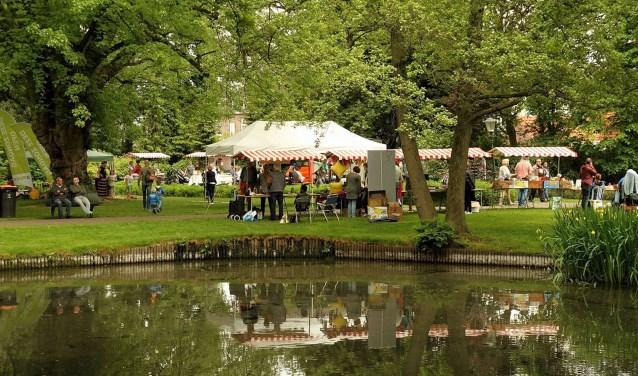 Parkpaviljoen Waalwijk is op 27 mei - de nationale 'Dag van het Park' - het decor voor de vierde editie van het Parkfestijn.