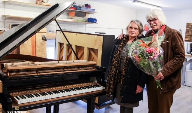 Jan van Loo is al 25 jaar de expert op het gebied van piano's en vleugels bij muziekhandel Oostendorp.