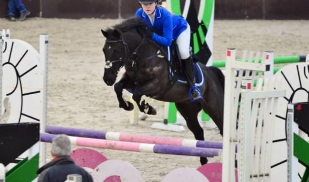 'Ik ben heel veelzijdig en doe aan meerdere disciplines van de paardensport, dit is ook waarom ik eventing zo leuk vind.'