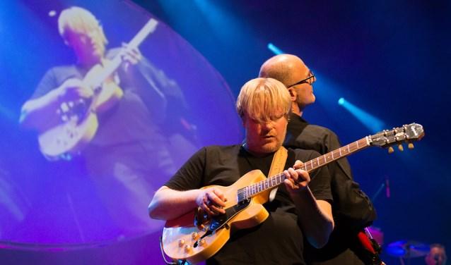 debuteert met muziek van onder meer Yes, Genesis, Rush, Camel en Pink Floyd. Foto Rob Ullrich.