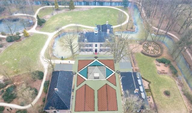 Impressie van de nieuwe situatie. Het ontwerp is gemaakt door architecten van BDC uit Rijssen.