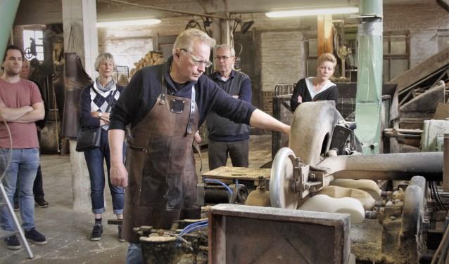 In Liempde staat een oude klompenfabriek. Foto: Ad van de Wetering.