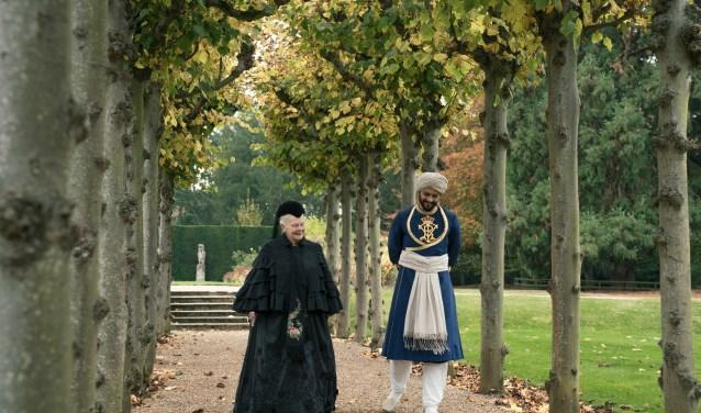 Op maandag 30 april draait om 20.00 uur in Filmhuis Didam het prachtige historische drama Victoria en Abdul. (foto: PR)