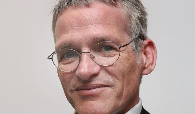 Wethouder Len van Rekom.
