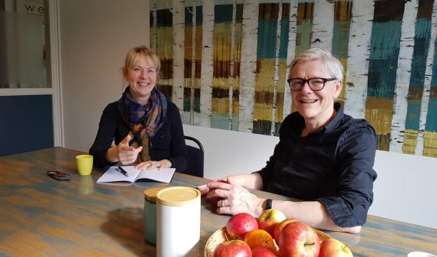 Carla Heefer interviewt Frans Brinkman, een van de initiatiefnemers van De Krachtcentrale 013.