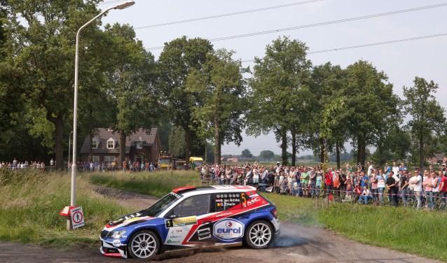 Veldhoven en omgeving zijn op vrijdag 1 en zaterdag 2 juni weer het decor van de ELE Rally.
