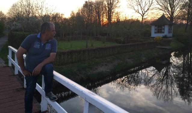 """Nog een paar weken, dan heeft Gerrit Pompert ineens veel extra tijd om te vissen. """"Dat heb ik de afgelopen jaren te weinig gedaan."""""""