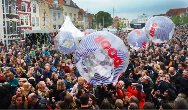 Bevrijdingsfestival Vlissingen: gemoedelijk, sfeervol en vlak aan zee. Foto: PR Cultuurwerf / Lex de Meester
