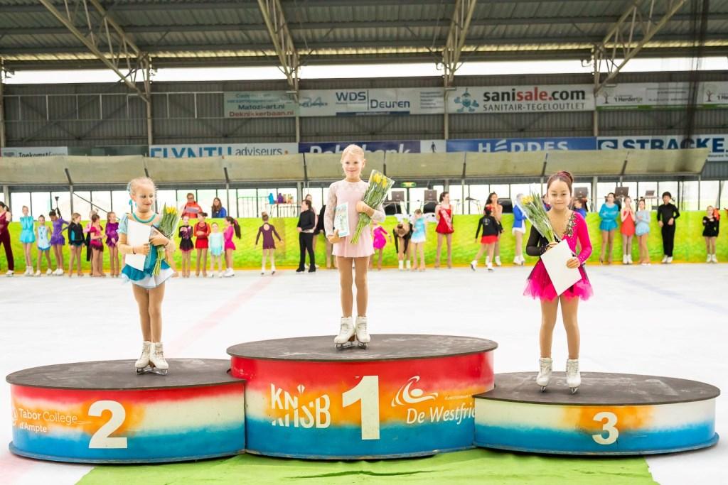 1e plaats Mandy van den Dries Foto: Piet van Es © Persgroep