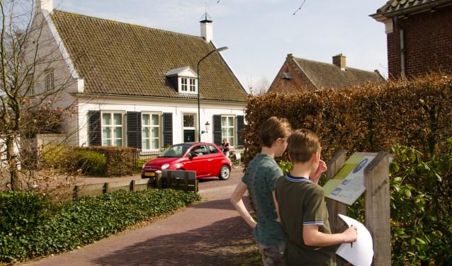 De Van Gogh-speurtocht door Helvoirt is geschikt voor kinderen van 6 jaar en ouder.