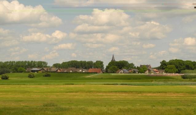 Op zondag 6 mei wordt er een gecombineerde boot- en fietstocht gehouden vanuit Tolkamer naar het voormalige vestingstadje Schenkenschans. (foto: PR)