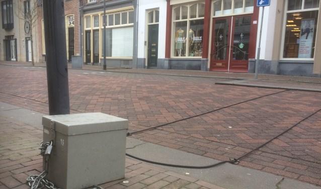 Tellen op de Laarstraat.