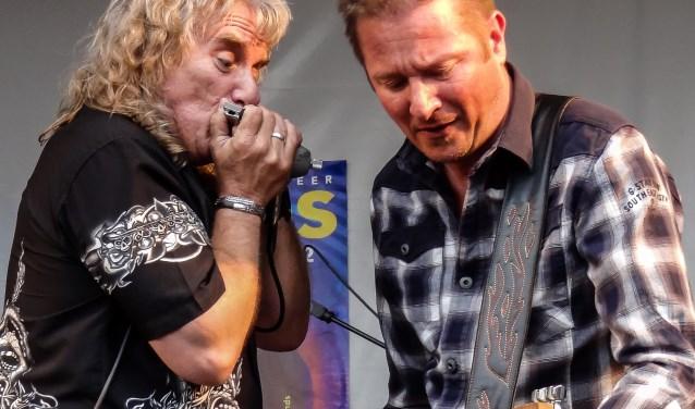 Bekroond als beste bluesact door The Dutch Blues Foundation in 2012 en nogmaals in 2016, wordt ook Sliedrecht in de tour aangedaan. (Foto: Privé)