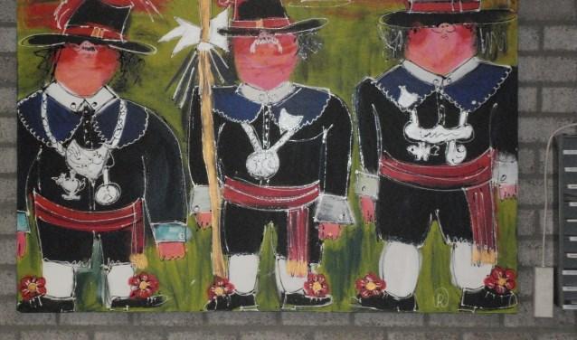 Open dag Schuttersgilde St. Jan met onder meer een expositie.
