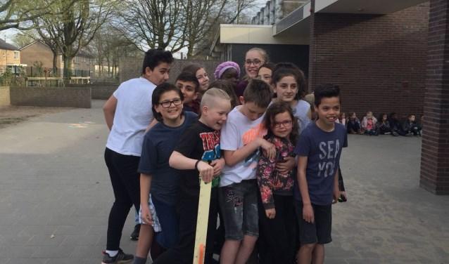 Hoeveel kinderen passen er op een vierkante meter?