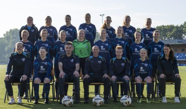 FC Trias Vrouwen 1