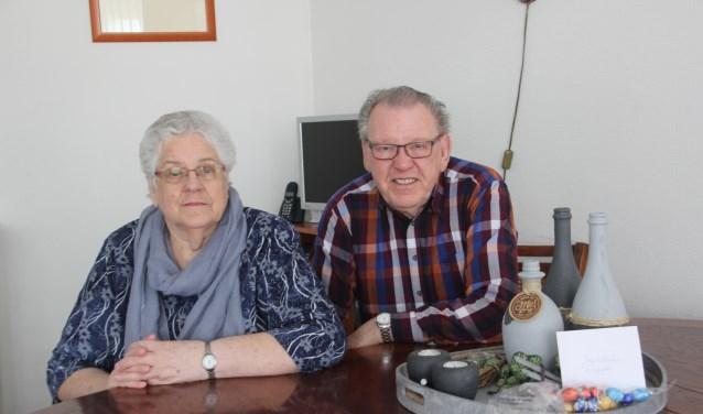 Johan en Riekie Schipper waren 30 jaar het gezicht van de Longpatiënten Vereniging Almelo