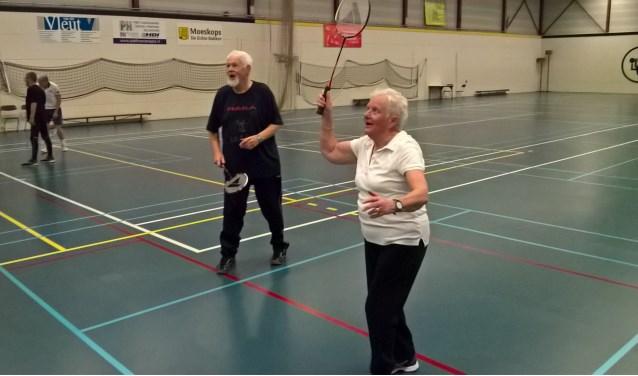 De RSZK stimuleert senioren om toch maar zoveel mogelijk in beweging te komen en te blijven. FOTO: RSZK.