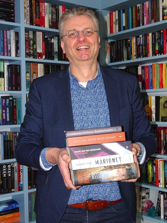 Anthoni Fierloos van de Goese boekwinkel Het Paard van Troje