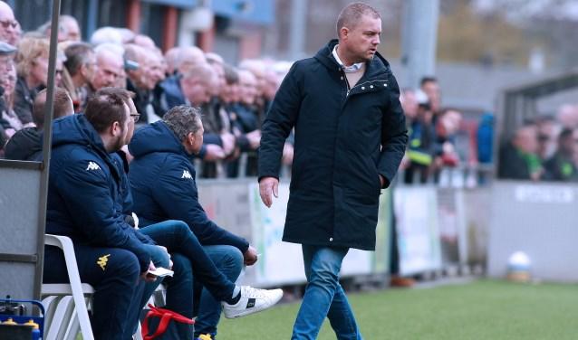 Na het vertrek van Jack van den Berg is Cesco Agterberg de nieuwe coach van ASWH geworden.